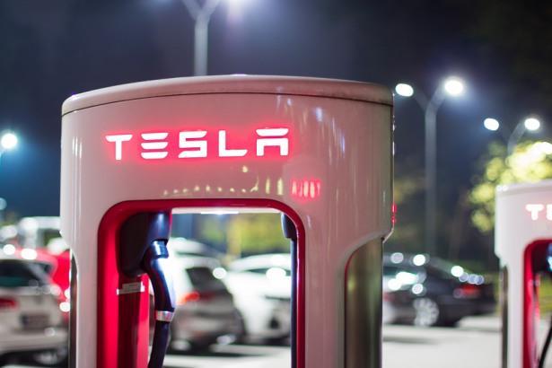 gainground teslastock solar shares companies china opening beup tesla chargingstation stock charging share gains worldlynewsonline