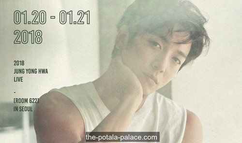 CNBLUE's Yonghwa apologizes for grad school admission controversy at solo concert 'Room 622'