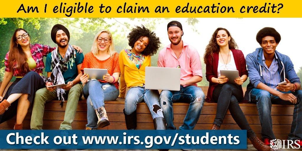 college IRS tax