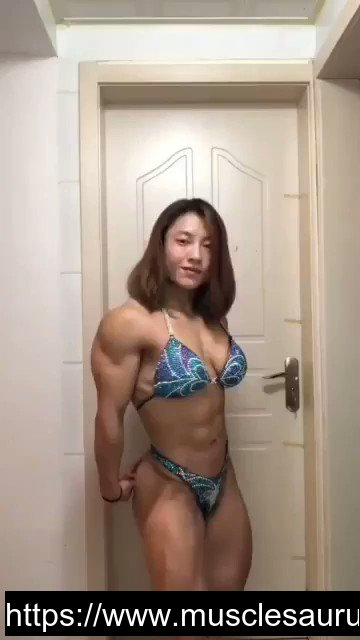 musclemodel sexy rippedbody musclegirl girlsthatlift rippedbeauty