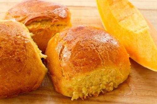 Cinnamon Breads Appetizers Rolls Pumpkin