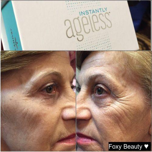 jeunesse instantlyageless makeup skincare beauty