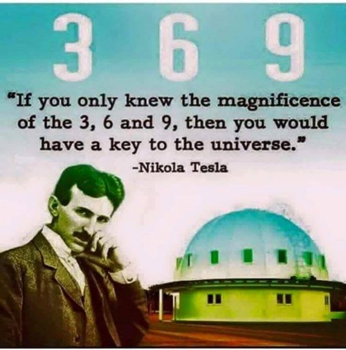nikolatesla 369 numerology mathematics numbers esoteric science lawofone universal