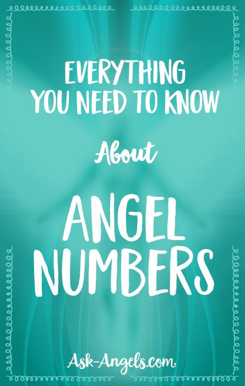 angels numbers numerology