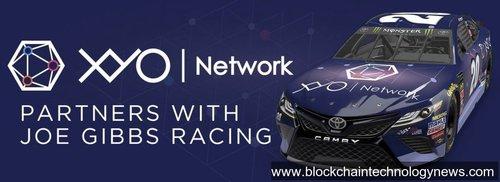 XYOracleNetwork blockchain erik_jones BrandonJonesRac NASCAR