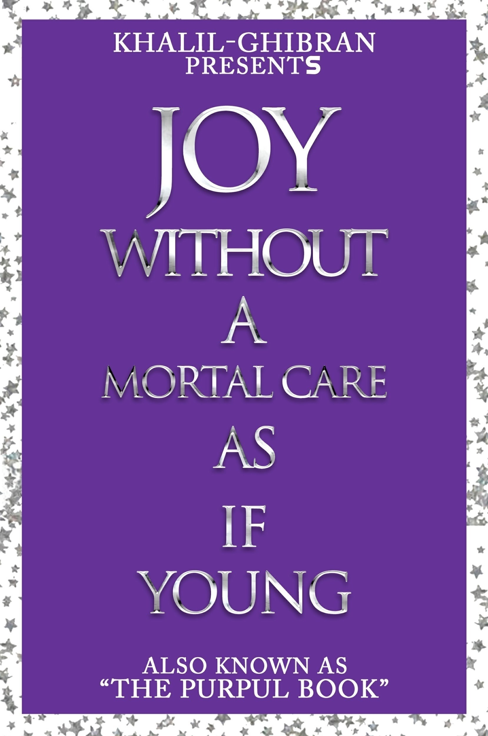 New Book Mortal Joy Mortal New Book Joy