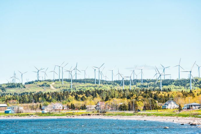windpower energy windturbine