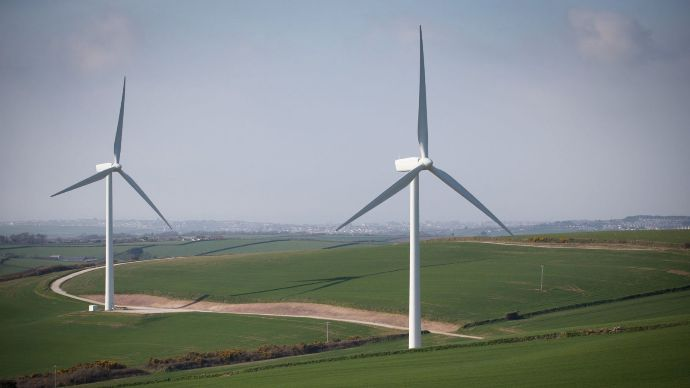 windpower energy windturbines