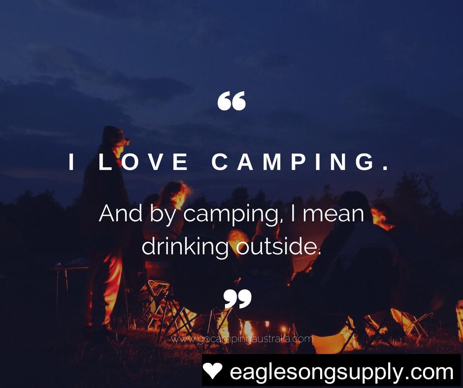camping hiking nature mothernature survival woods meme campingmemes