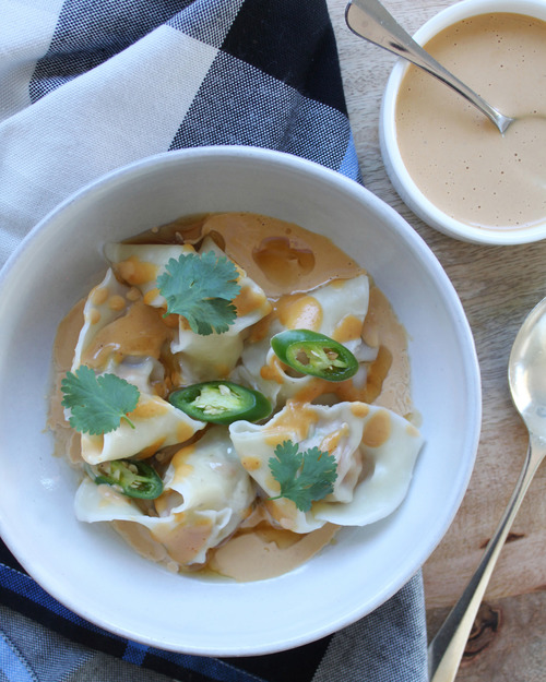 wontons recipes pork shrimp dumplings comfortfood cooking cheflife foodie food delicious nomnom easyrecipes peanutsauce asian asiancooking