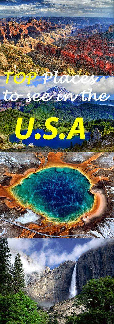 USA travel destinationguide