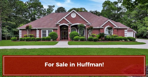 FOR SALE in Huffman, Tx!