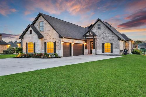 The Hayes Team – 18843 SERENE WATER DRIVE, MONTGOMERY, TX 77356