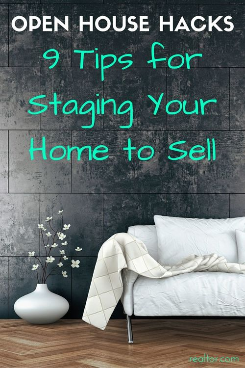 Staging your place to sell can land you a buyer with a dream offer