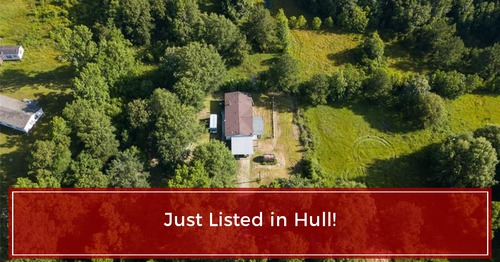 JUST LISTED in Hull, TX!