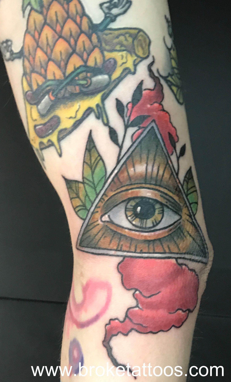 broketattoos ink viciousinksh tattoo michigantattooer eyeofprovince inked tattoos