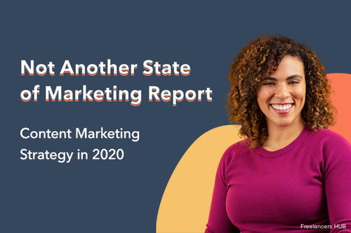 Content Marketing Strategy in 2020