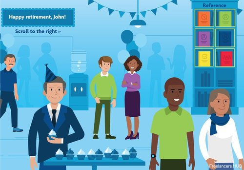 Are you  ? Make sure to visit our booth 100 for a demo of our Retirement Party Interactive Infographic, a new tool for plan sponsors to understand their workforce