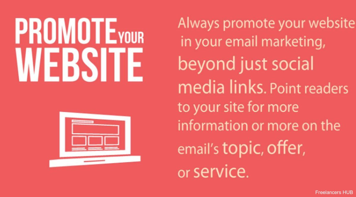 [#Infographic] 6 things to add to your #emailmarketing