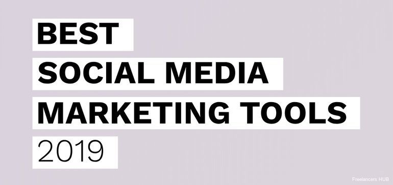 10 of the Best Social Media Marketing Tools for 2019 (Infographic)