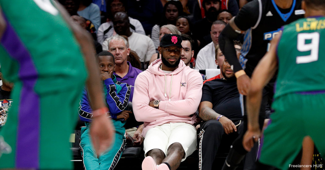 LeBron James Tried to Trademark 'Taco Tuesday,' but Got Swatted Away