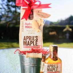 infusemeinc uppervalley powerhousemallshopping maplesyrup gifts mothersday2019 fathersday2019 goodeats yummy giftideas