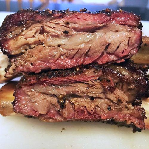 uvbq uppervalleybrewque nomsg vegan primerib brisket bbqbeef beef Lebanon newengland Boston goodeats