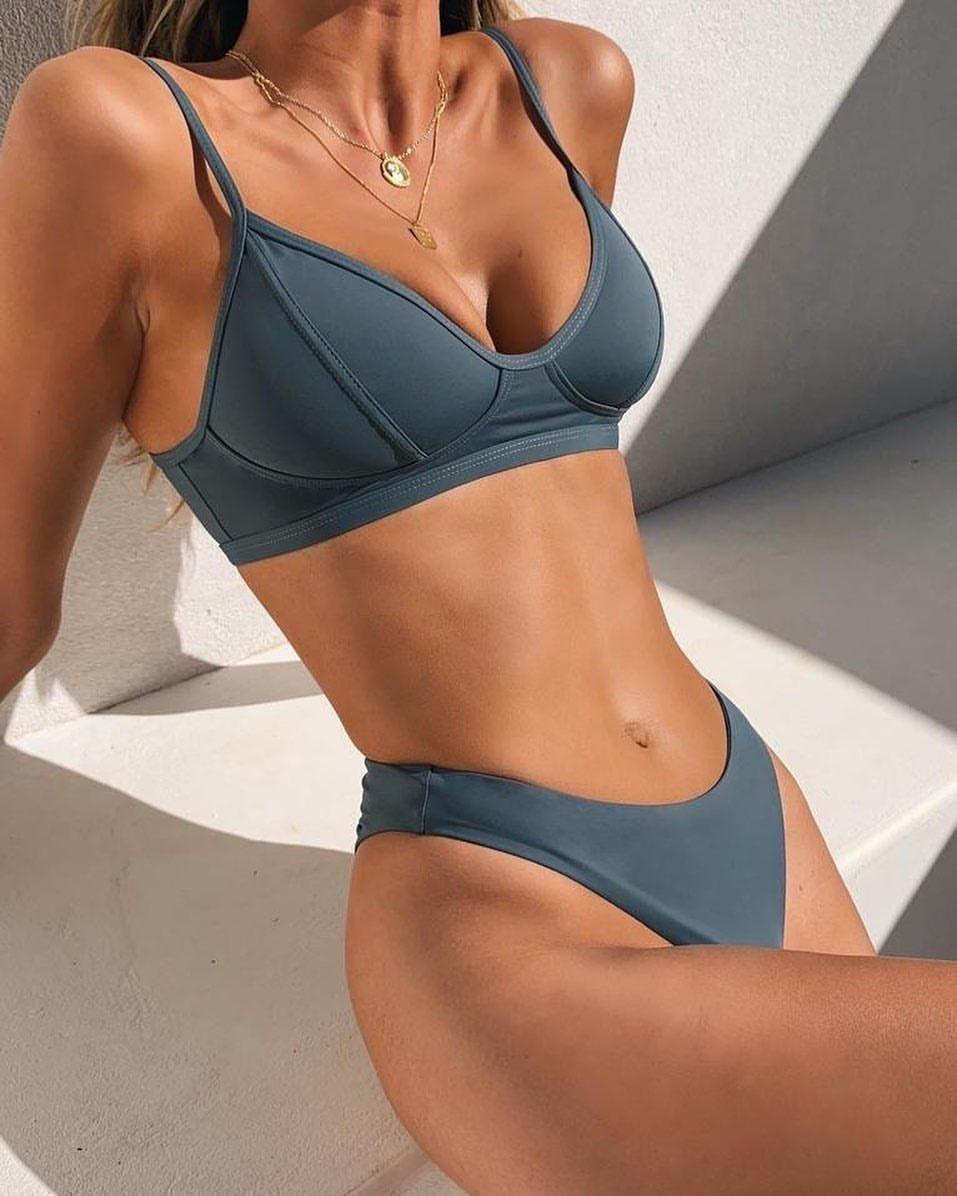 lookbook women zafulsnap swimsuit WarmSpring OfficeLady PartyQueen EvydayLooks CollegeLife bikini