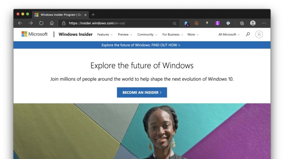 WorldWideWeb business stripe form navigation windows10 windows windowsinsiderprogram