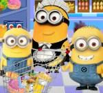 Minions Shopping Mania