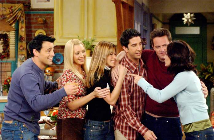 Friends is still providing us comfort 26 years after its debut