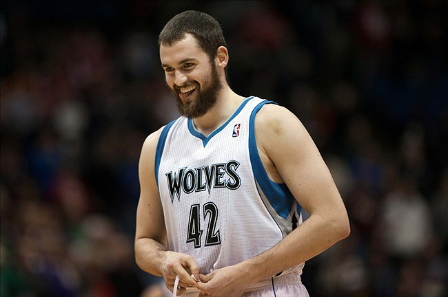 Minnesota Timberwolves' Kevin Love Re-Fractures Right Hand