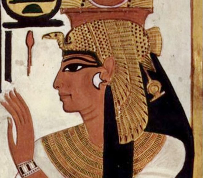 About Face – Cosmetics in Ancient Egypt