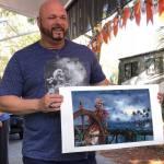 Disney Master Artist Kevin-John Has Me Mesmerized!