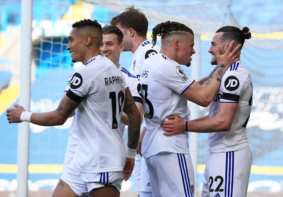 <p>Leeds host Liverpool on Monday night</p> (Getty Images)