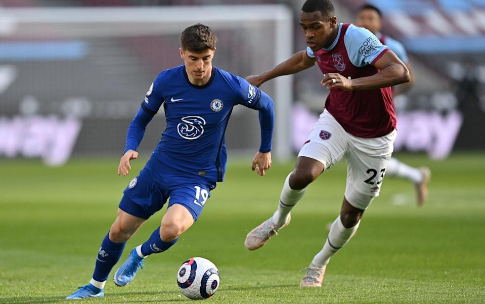Mason Mount and Christian Pulisic pull the strings against West Ham to set stage for vital win