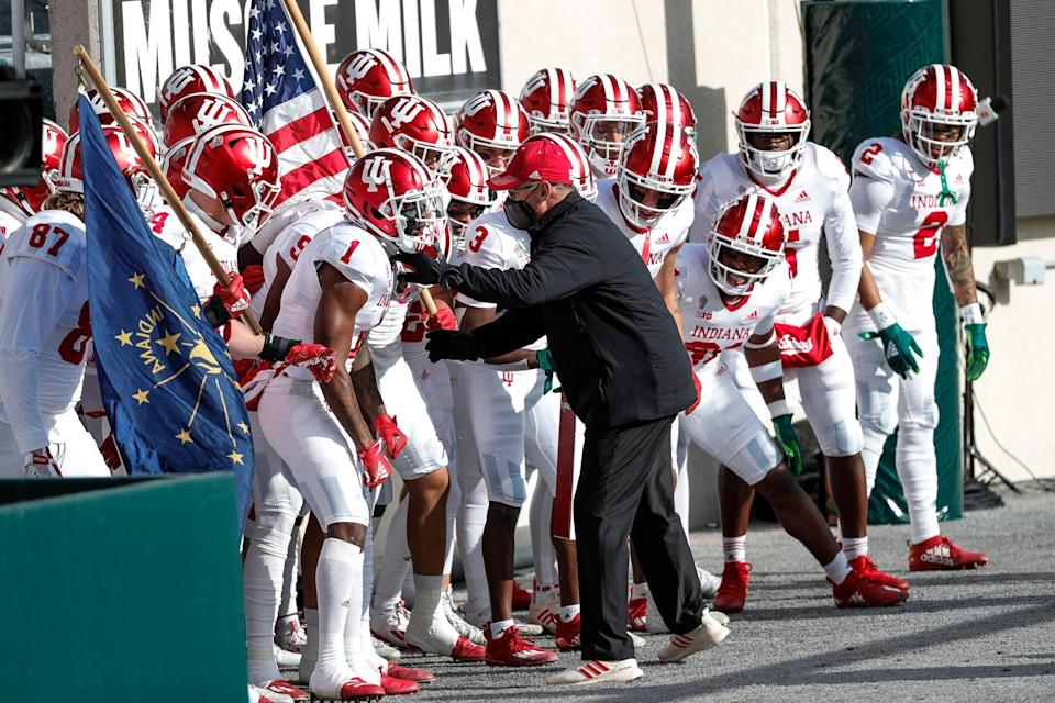 Indiana reiterates stance on Ohio State going to B1G Championship Game