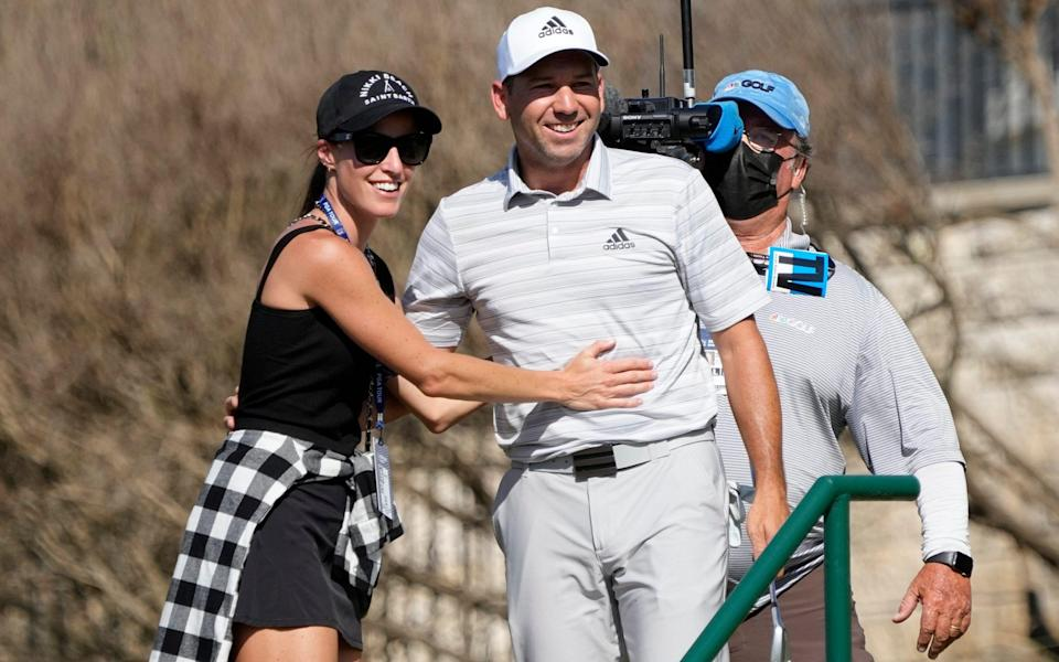 'It's embarrassing': Sergio Garcia's wife warns boozed-up US boo boys not to cross line with Ryder Cup taunts - AP