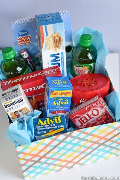 TLC Kit Get Well Gift Fantabulosity
