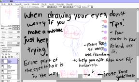How To Draw Alamond Step 11