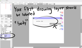 How To Draw Alamond Step 3