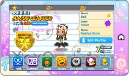 new profile