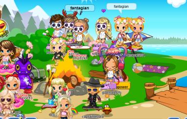 fantagian summer camp