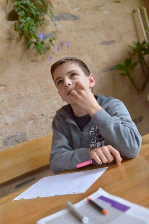 A Saint Martin du Fouilloux (Maine-et-Loire), Lucile Pouzet propose des ateliers d'écriture pour adultes et enfants à partir de 8 ans.