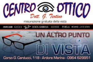 Centro Ottico Teotino sponsor FantArdore