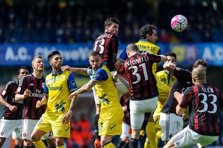 Analisi tattica e cronaca di Chievo-Milan