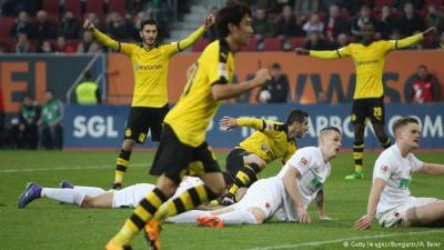 Ramos gol Dortmund Bundesliga