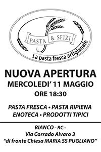 Pasta Fresca Bianco Sponsor