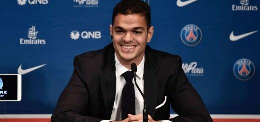 Conferenza stampa della presentazione di Ben Arfa Ligue 1