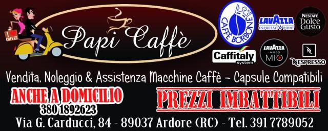 Papi Caffe Ardore